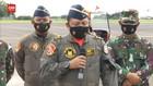 VIDEO: TNI AU Temukan Tumpahan Minyak Diduga Milik SJ182