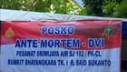 VIDEO: Keluarga Korban Diimbau Datangi Posko Antemortem