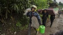 Longsor Sumedang Rusak 29 Rumah, 1.020 Warga Mengungsi