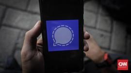 Klaim Jaga Privasi Pengguna, Aplikasi Signal Semakin Populer