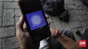 Facebook Blokir Iklan Signal di Instagram