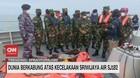 VIDEO: Dunia Berkabung Atas Kecelakaan Sriwijaya Air SJ182
