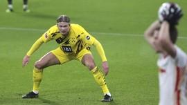 Haaland, Ditolak Everton Jadi Rebutan Klub Raksasa Eropa