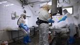 Israel tengah menghadapi gelombang ketiga infeksi virus corona (Covid-19) yang berimbas kepada peningkatan jumlah korban meninggal.