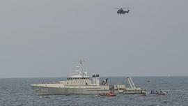 Tim SAR Andalkan 3 Kapal Pendeteksi Bawah Air Cari CVR SJ 182