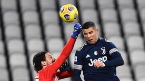 Jelang Inter vs Juventus, Ronaldo Disebut Sudah Menurun