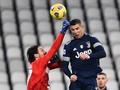 FOTO: Juventus Menang, Ronaldo Jadi Monster Gol