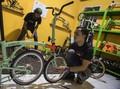 FOTO: Kreasi Sepeda Buatan Anak Bangsa saat Pandemi Corona