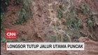 VIDEO: Longsor Tutup Jalur Utama Puncak, Gunung Mas