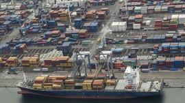 Corona, Neraca Dagang RI 2020 Surplus US$21,74 Miliar