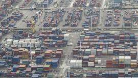 BPS: Surplus Neraca Dagang Turun Jadi US$1,32 M per Juni 2021