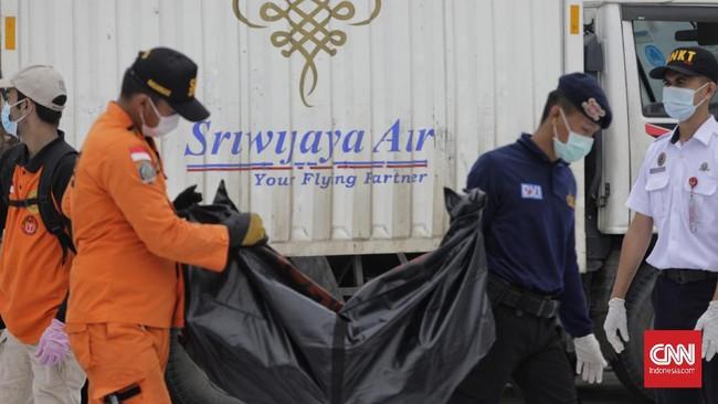 Boeing Didesak Periksa Tipe 373 Usai Kecelakaan Sriwijaya Air