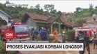 VIDEO: Proses Evakuasi Korban Longsor Sumedang