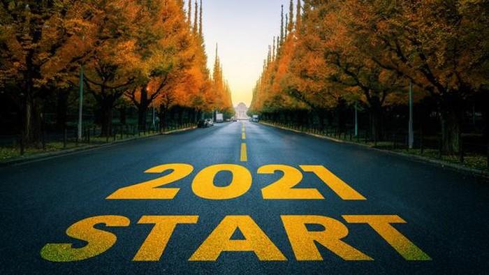 Resolusi 2021 Achievable Untuk Fresh Start di Tahun Baru