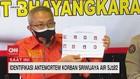 VIDEO: Satu Korban Sriwijaya SJ182 Berhasil Diidentifikasi