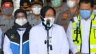 VIDEO: Mensos Risma Sambangi Crisis Center SJ182