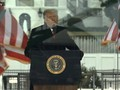 VIDEO: Resolusi Pemakzulan Trump Berlanjut