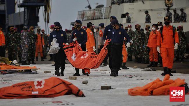 Jenazah eks Ketum HMI Mulyadi dan Youtuber Faisal Rahman korban pesawat SJ 182 berhasil diidentifikasi.