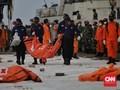 5 Korban Sriwijaya Air Teridentifikasi, Total 17 Jenazah