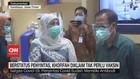 VIDEO: Berstatus Penyintas, Khofifah Diklaim Tak Perlu Vaksin