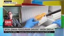 VIDEO: BPOM Izinkan Penggunaan Darurat Vaksin Sinovac