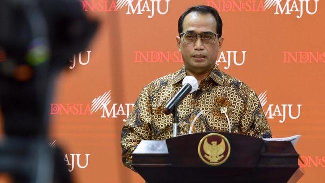 Menhub Budi Karya Sumadi menyiapkan rencana pembangunan MRT dan LRT di lima kota, yaitu Bali, Bandung, Surabaya, Medan, dan Makassar, melalui dana abadi.