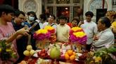 Keberadaan Kuli Chao Mae Thap Thim di kota tua Bangkok, Thailand terancam digusur di tengah pesatnya perubahan zaman.