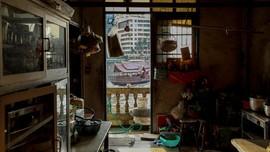 FOTO: Kuil Imigran China Terancam Perubahan Wajah Bangkok