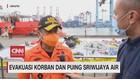 VIDEO: Evakuasi Korban dan Puing Sriwijaya Air SJ-182