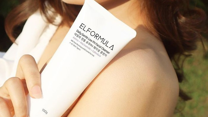 Review ELFormula Daily Gentle Facial Cleanser