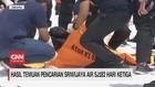 VIDEO: Hasil Temuan Pencarian Sriwijaya Air SJ182 Hari Ketiga