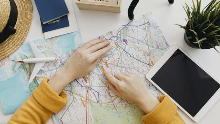 Kembali PSBB, Tetap Bisa Keliling Dunia dengan Virtual Traveling