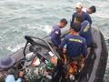 Black Box Sriwijaya Air SJ 182 Ditemukan, Dibawa ke JICT