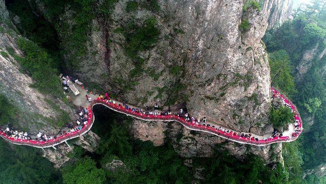 Para arkeolog China mulai mengidentifikasi makam Kaisar Dinasti Han paling brutal, Liu Zhi, yang berkuasa pada 146-168 Masehi.
