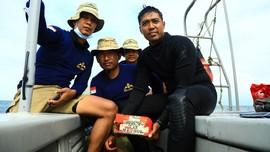 Detik-detik Penyelam Temukan Black Box Sriwijaya Air SJ 182
