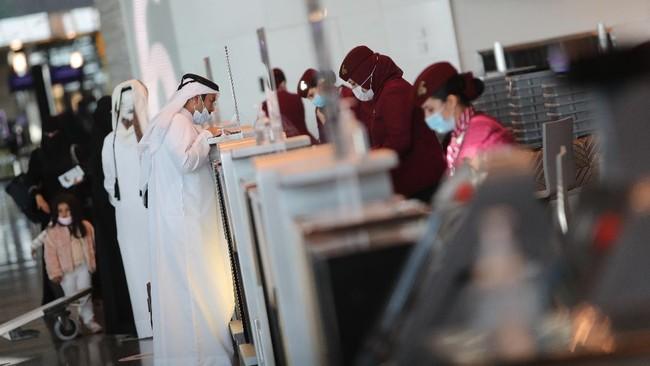 Qatar dan Arab Saudi kembali membuka perbatasan darat, laut dan udara setelah bertikai selama 3,5 tahun.