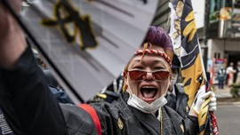 FOTO: Perayaan Memasuki Usia Berkepala Dua di Jepang
