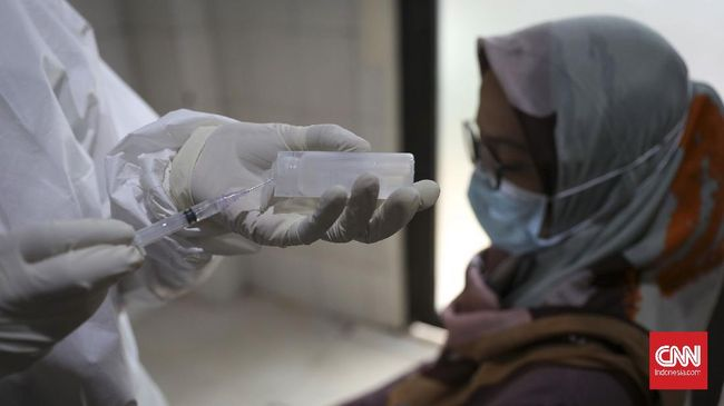 Brasil telah mengumumkan efikasi vaksin corona Sinovac sebesar 50,4 persen, ini lebih rendah dari Indonesia 65,2 persen dan Turki 91 persen.