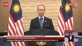 VIDEO: Malaysia Kembali Tetapkan Status Darurat Covid-19