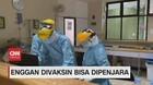 VIDEO: Tolak Vaksin Covid-19 Bisa Didenda & Dipenjara