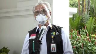 Profesor Abdul Muthalib, Penyuntik Vaksin Perdana Jokowi