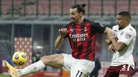Hasil Coppa Italia: Milan Singkirkan Torino Lewat Adu Penalti