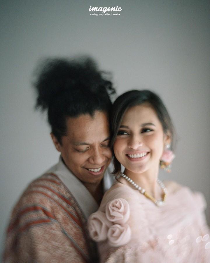 Arie Kriting dan Indah Permatasari