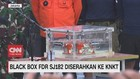 VIDEO: Black Box FDR SJ 182 Diserahkan ke KNKT