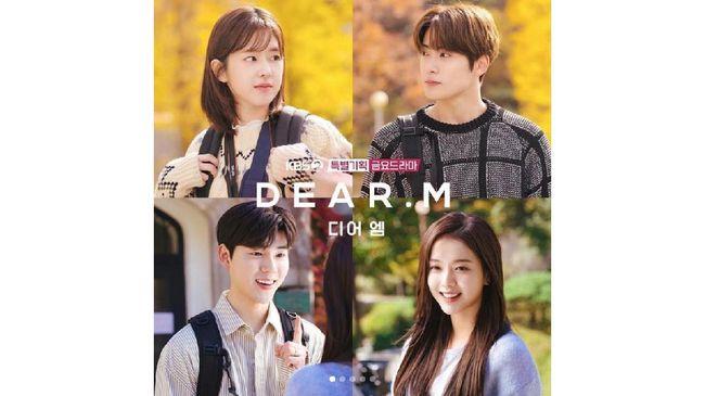 Penayangan drama Dear.M ditunda hingga waktu yang belum ditentukan akibat tuduhan bullying yang dilakukan Park Hye-soo.