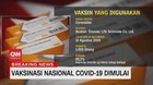 VIDEO: Fakta Vaksin Sinovac yang Dipakai Jokowi