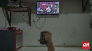 Pemerintah Berupaya Tekan Penggunaan TV Analog