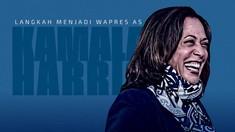 INFOGRAFIS: Langkah Kamala Harris Menjadi Wapres AS