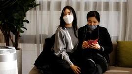 Warga Korsel Sudah Vaksin Boleh Lepas Masker di Luar Ruangan