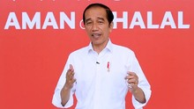 Jokowi Sebut RI Punya Peluang Kembangkan Produk Ekonomi Hijau
